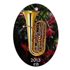 Baritone Ornament (Oval)