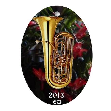 Baritone Ornament (Oval)