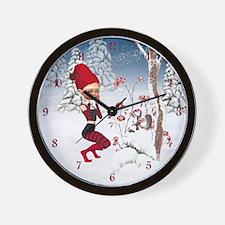 wt_wooden  Wall Clock