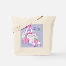 Bunny girl Tote Bag