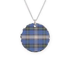 MacDowell Tartan Plaid Necklace