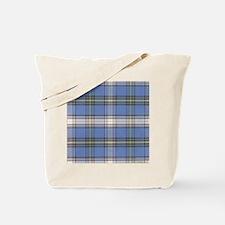 MacDowell Tartan Plaid Tote Bag