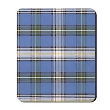 MacDowell Tartan Plaid Mousepad