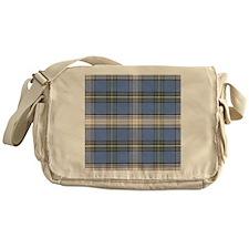 MacDowell Tartan Plaid Messenger Bag