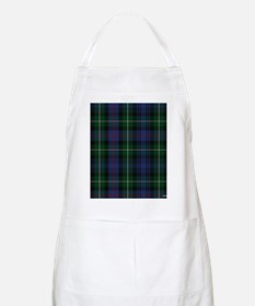 MacKenzie Tartan Shower Curtain Apron
