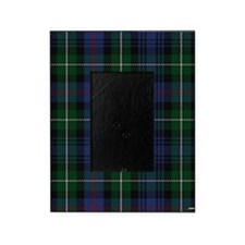 MacKenzie Tartan Shower Curtain Picture Frame