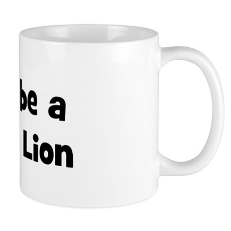 Rather be a Steller Sea Lion Mug