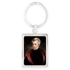07 Jackson Portrait Keychain