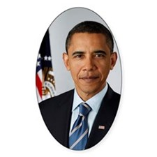 44 Obama Decal
