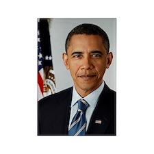 44 Obama Rectangle Magnet
