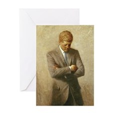 35 Kennedy Greeting Card