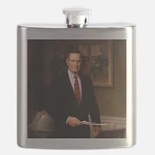 41 George H. W. Bush Flask