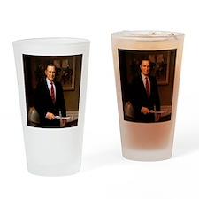 41 George H. W. Bush Drinking Glass