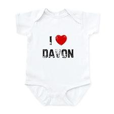 I * Davon Infant Bodysuit