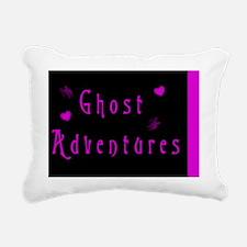 Ghost Adventures Rectangular Canvas Pillow