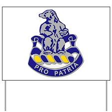 DUI - 2nd Battalion - 4th Infantry Regiment Yard S