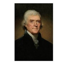 03 Jefferson Postcards (Package of 8)