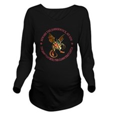 alice  beware the Ja Long Sleeve Maternity T-Shirt
