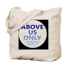 onlyskybutton Tote Bag