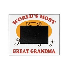 One Purrfect Great Grandma Picture Frame