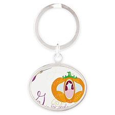 Fairy Godmother Oval Keychain