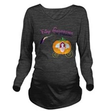 Fairy Godmother in T Long Sleeve Maternity T-Shirt