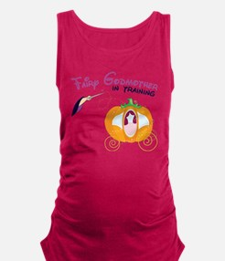 Fairy Godmother in Training Maternity Tank Top