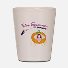 Fairy Godmother in Training Shot Glass