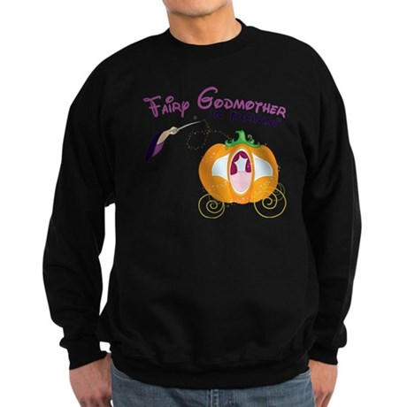 Fairy Godmother in Training Sweatshirt (dark)