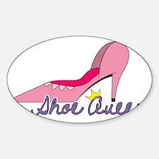 Shoe Queen Decal