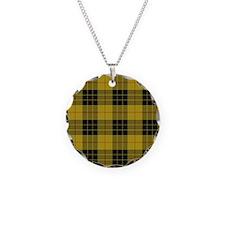 McCleod Tartan Plaid Necklace