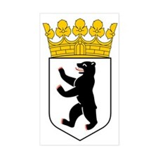 Berlin Coat of Arms Decal