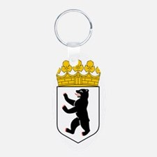Berlin Coat of Arms Keychains