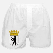 Berlin Coat of Arms Boxer Shorts