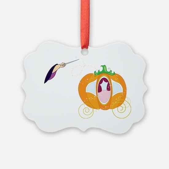 Princess Carriage Ornament