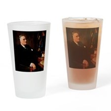 32 FDR Drinking Glass