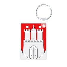 Hamburg Keychains