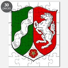 North Rhine-Westfalia Puzzle