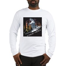 Free Heel Long Sleeve T-Shirt