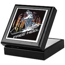 Free Heel Keepsake Box