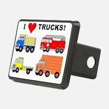 I Like Trucks Hitch Cover