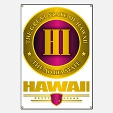 Hawaii Gold Label Banner