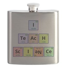 I Teach Science Flask