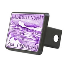 1975 Greenland Narwhal Wha Hitch Cover