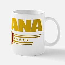 Indiana Gold Label (P) Mug