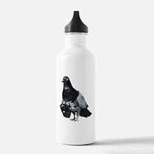 Spy Pigeon Water Bottle