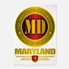 Maryland Gold Label 5'x7'Area Rug