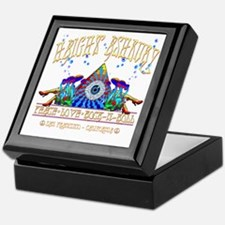 Haight Ashbury Keepsake Box