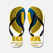 Iowa Gold Label Flip Flops