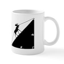 mooserectangle Small Mug